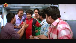 Ravi Teja And Gang Hilarious Comedy In Train | Latest Telugu Comedy Scenes | Venky Movie