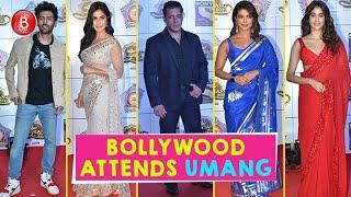 Bollywood Attends Police Event Umang   Salman Khan   Kartik Aaryan   Katrina Kaif   Priyanka Chopra