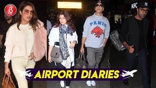 Akshay Kumar, Priyanka Chopra, Twinkle Khanna, Ranbir Kapoor's Rocking Airport Diaries