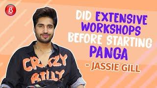 Jassie Gill Opens Up On Rigorous Workshops Done Before Starting Kangana Ranaut's Panga | Allah Ve