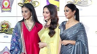 Classic Actress Of Bollywood Madhuri Dixit, Tabu & Manisha Koirala Get Together After A Long Time