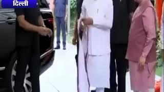 दिल्ली : नड्डा की भाजपा अध्यक्ष पद पर ताजपोशी आज ! ANV NEWS NATIONAL !
