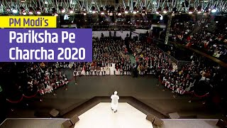 "PM Modi interacts with Students at ""Pariksha Pe Charcha 2020"" in New Delhi 