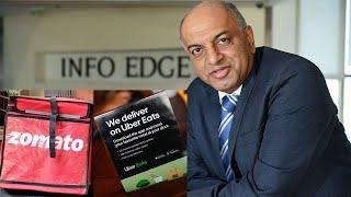 Watch: Info Edge's Sanjeev Bikhchandani on Zomato-UberEats $350 mn deal