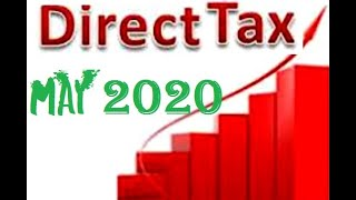 CA Final Direct Tax May 2020 Ch1 Finance Act 2019 Intro || Abhinav Jha CA CS ||  DT AND IDT  ||