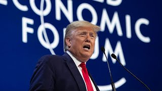 Davos 2020: Trump rejects climate 'prophets of doom' at World Economic Forum