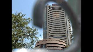 Sensex falls 205 points, Nifty below 12,200; Voda Idea vaults 23%