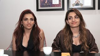 Twin Singers Sukriti Kakar & Prakriti Kakar Interview For Song Kehndi Haa Kehndi Naa
