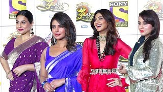 Evergreen Actress Of Bollywood Shilpa Shetty, Vidya Balan, Priyanka Chopra, Rani Mukerji At Umang