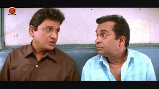Ravi Teja Funny Comedy With Brahmanandam | Latest Telugu Comedy Scenes | Venky Movie