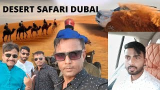 DUBAI TOUR #3 | DESERT SAFARI IN DUBAI WITH MONEY GROWTH TEAM