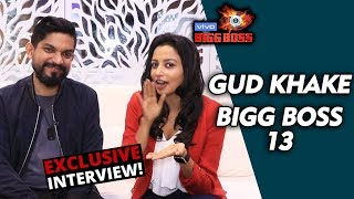 Reecha Sinha And Bharat Goel Exclusive Interview | Gud Khake | Bigg Boss 13