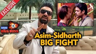 Exclusive: Ajaz Khan STRONG Reaction On Sidharth And Asim BIG FIGHT | Bigg Boss 13 Interview