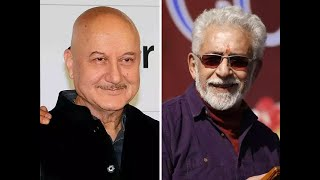Anupam Kher slams Naseeruddin Shah for calling him a 'clown'