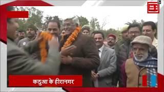 पाकिस्तान जाने वाला हिंदुस्तान का पानी, किसानों का उस पर अधिकार- गजेंद्र सिंह शेखावत
