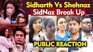 Bigg Boss 13 | Sidharth Comment On Shehnaz | PUBLIC REACTION | BB 13 Video