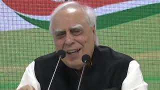 Supreme Court verdict on the powers of the Speaker of a House: Kapil Sibal addresses media