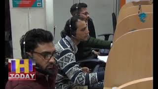 22 JAN N 13 END सोलन में 104 कॉल सेंटर लगातार अपनी बेहतरीन सेवाएं हिमाचलवासियों को दे रहा