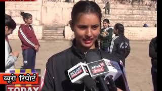 22 JAN N 12 B 3 सोलन के एतिहासिक ठोडो मैदान में गणतंत्र दिवस की तैयारियां धूम धाम से की जा रही