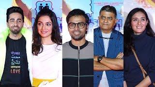Shubh Mangal Zyada Saavdhan Trailer Success Party | Ayushmann Khurrana | Jitendra Kumar
