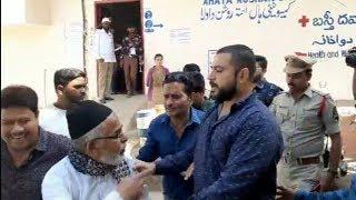 Dabeerpura Mein Aimim Congress Aur Dosray Parties Ki Ladai | Old City Election | @ SACH NEWS |