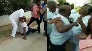 Paise Batne Par Hui Dhulai Muncipal Election In Telangana | @ SACH NEWS |