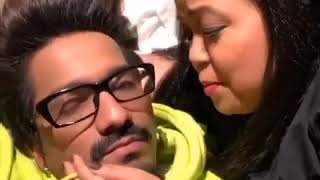 भारती सिंह सोते हुए पति संग कर रही थीं रोमांस, तभी अचानक हुआ कुछ ऐसा...
