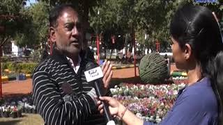 Rajkot  Organizing Flower Show on 24 nd  ABTAK MEDIA