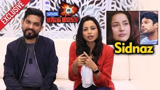 Reecha Sinha And Bharat Goel Reaction On Bigg Boss 13 | Sidharth, Shehnaz, Asim