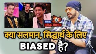 Exclusive: Amit Tandon Reaction On Salman Khan Being BIASED Towards Sidharth | Asim | Bigg Boss 13