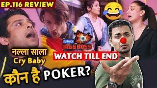 Bigg Boss 13 Review EP 116 | Sidharth Vs Asim POKE | SidNaz Break-Up | Zariwala | BB 13 Video