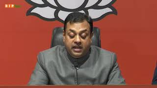 Akbaruddin Owaisi's comments are trying to drive a wedge between communities: Dr. Sambit Patra