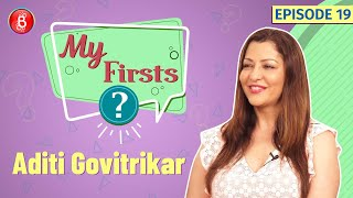 Had Aamir Khan's Posters In My Room: Aditi Govitrikar On Her Celebrity Crush | My Firsts