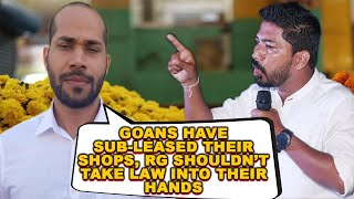 Joshua Slams Revolutionary Goans For Taking Law Into Their Hand