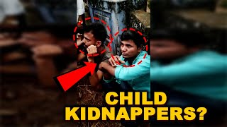 Watch How Vigilant Kid & Teacher Foil Alleged Kidnapping Attempt By Two Orissa Youths