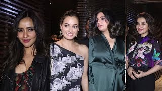 Dia Mirza,Tisca Chopra,Neha Sharma & Many Other Celebs Attend Sudhir Mishra Birthday Party