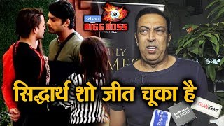Bigg Boss 13 | Vindu Dara Singh Reaction On Sidharth Shukla, Asim Riaz And Shehnaz | BB 13 Video
