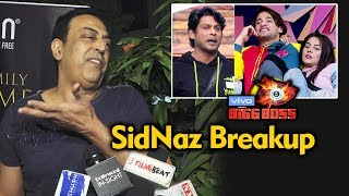 Bigg Boss 13 | Vindu Dara Singh Reaction On SidNaz BREAK UP | Sidharth Shukla | Shehnaz