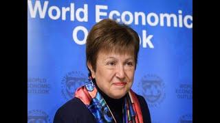 Growth slowdown in India is temporary: IMF Chief Kristalina Georgieva