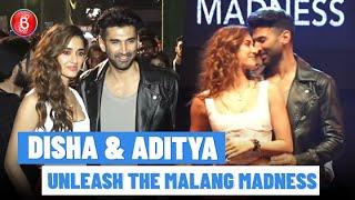 Disha Patani And Aditya Roy Kapur Unleash The Malang Madness