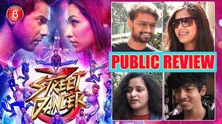 Street Dancer 3D Public Review | First Day First Show | Varun Dhawan | Shraddha Kapoor | Prabhu Deva