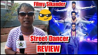 Street Dancer 3 Review By Filmy Sikander