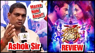Street Dancer 3 Review By Ashok Sir