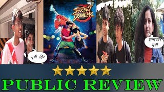 Street Dancer 3D Public Review | First Day First Show | Shraddha Kapoor | Varun Dhawan | Nora