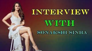Sonakshi Sinha Talk About Anshula Kapoors Fankind | News Remind