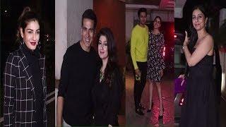 Many Bollywood Celebs Attend Goldie Behl Birthday Party | Akshy Kumar | Tabbu | Ekta kapoor