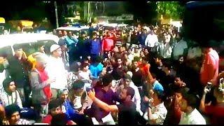 Nrc Caa Npr  Ke Khilaf  Protest Hyderabad Moghalpura Old City Mein Bhi Shaheen Bagh Shuru
