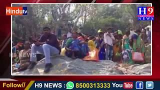 ప్రతాపరుద్ర సింగరాయ జాతరలక్షల మంది కీ పైగా పోటెత్తిన భక్తులు