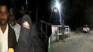 Falaknuma Mein Hui Snatching | Khatoon Ko Road Par Loota Gaya | @ SACH NEWS |