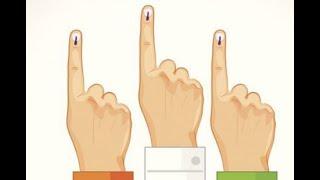 KANPUR: महाविद्याल के छात्र-छात्राओं ने मतदान के लिए लोगो को जागरूक किया